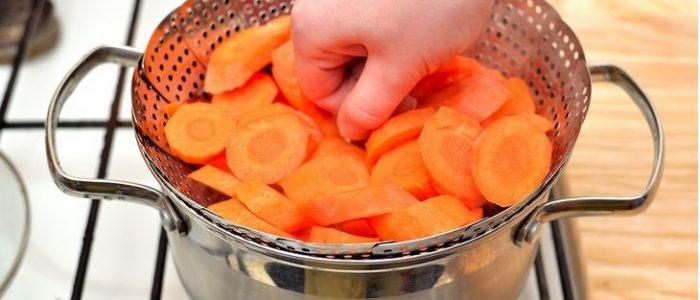 можно ли есть сырую морковь при похудении