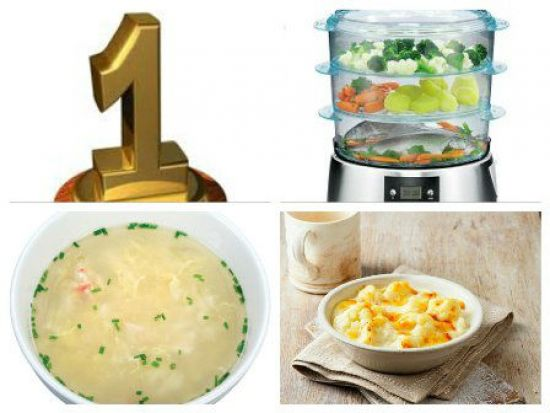 Картофельное пюре диета номер 1